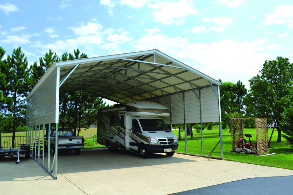All Steel Carports and Buildings