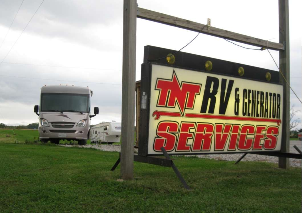 General RV and Camper Repair, Modifications, Sales and Service